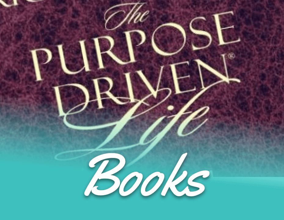 Access the latest, greatest and most popular books to help you with your spiritual growth.