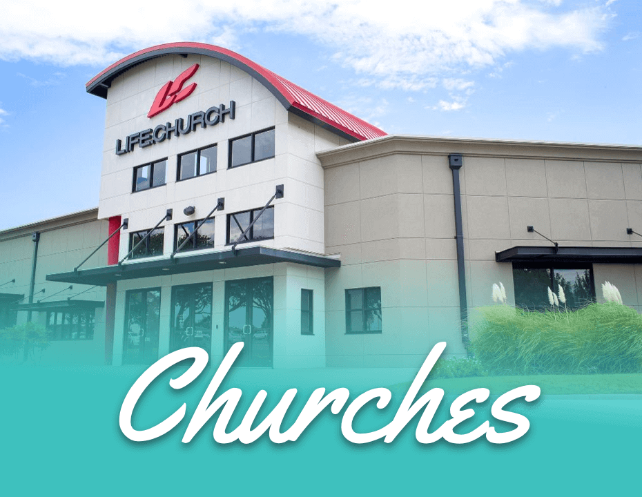 Find the churches the are growing and making an impact in the community, nation and world.