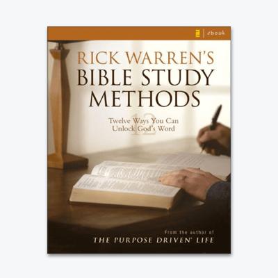 best-christian-books-Bible-Study-Methods-Twelve-Ways-You-Can-Unlock-Gods-Word-rick-warren