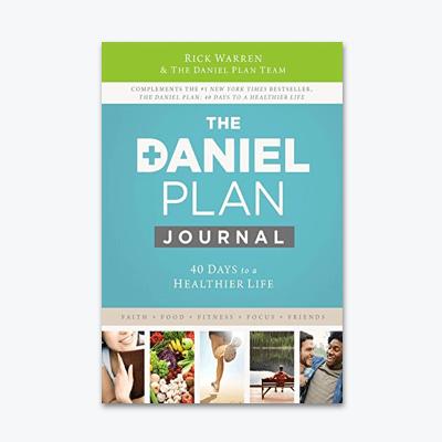 best-christian-books-Daniel-Plan-Journal-40-Days-to-a-Healthier-Life-The-Daniel-Plan-rick-warren