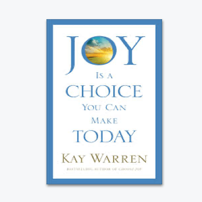 best-christian-books-Joy-Is-a-Choice-You-Can-Make-Today-kay-warren
