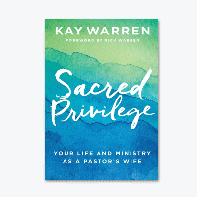best-christian-books-Sacred-Privilege-kay-warren