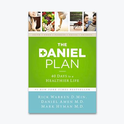 best-christian-books-The-Daniel-Plan-40-Days-to-a-Healthier-Life-rick-warren