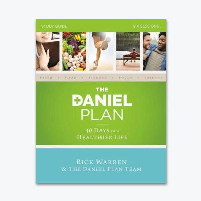 best-christian-books-The-Daniel-Plan-Study-Guide-40-Days-to-a-Healthier-Life-rick-warren Copy