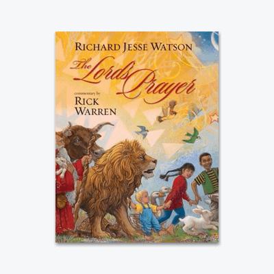best-christian-books-The-Lords-Prayer-Illustrated-Scripture-rick-warren