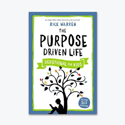 best-christian-books-The-Purpose-Driven-Life-Devotional-for-Kids-rick-warren