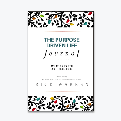 best-christian-books-The-Purpose-Driven-Life-Journal-What-on-Earth-Am-I-Here-For-rick-warren