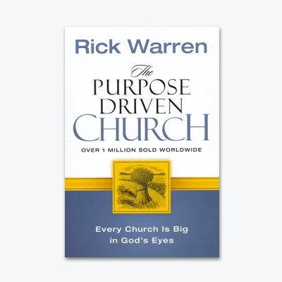 best-christian-books-The-Purpose-driven-Church-Growth-Without-Compromising-Your-Message-And-Mission-rick-warren