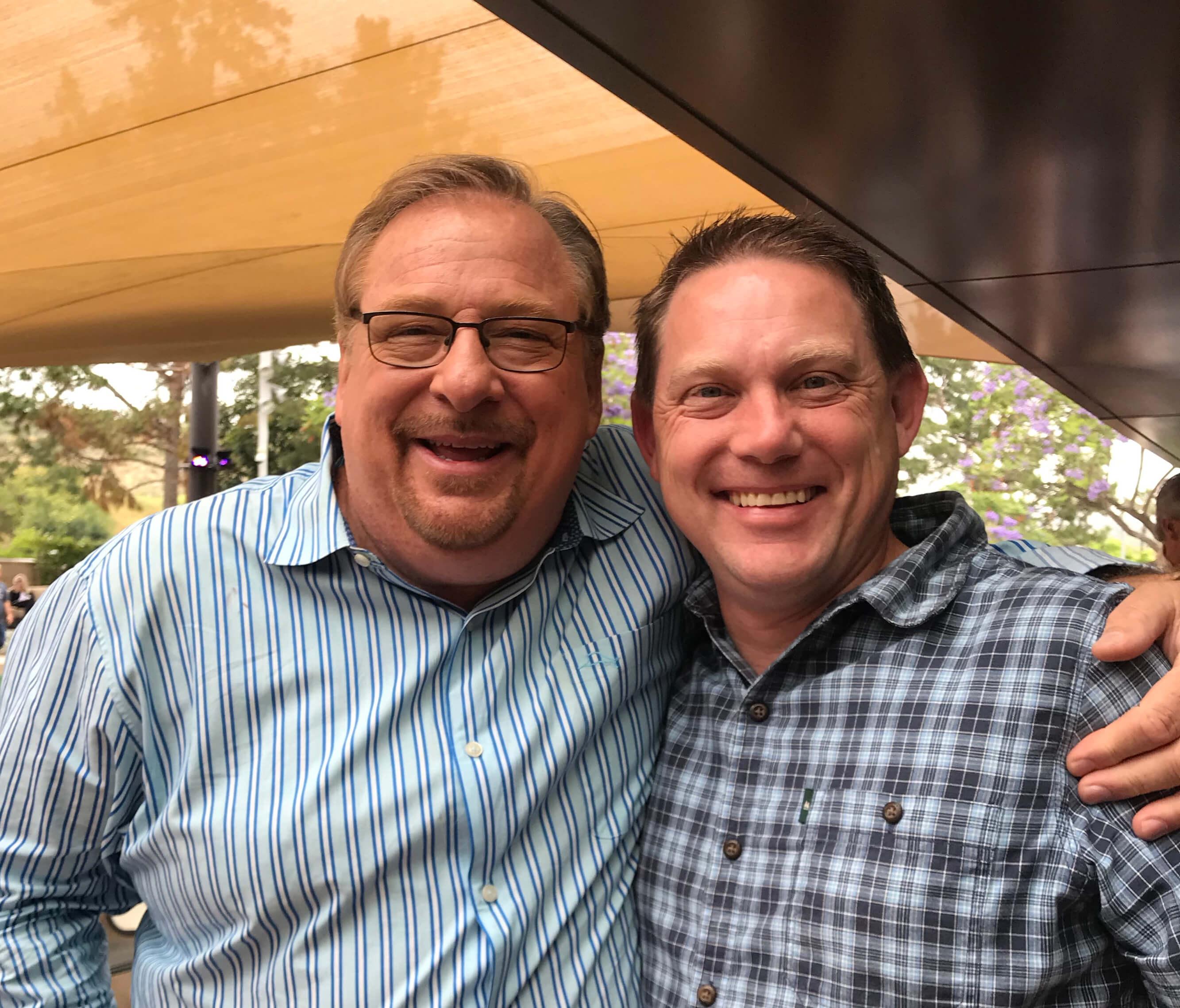 Pastor-Rick-Warren-Michael-TIppner