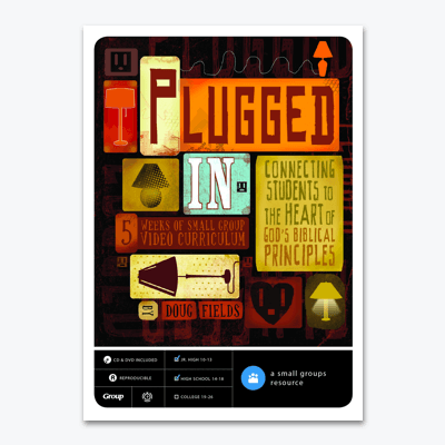 best-christian-books-Plugged-In-5-Week-DVD-Curriculum-by-doug-fields