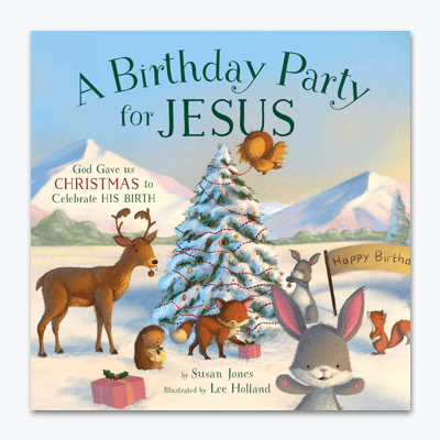 best-christian-christmas-books-for-children-kids-A-Birthday-Party-for-Jesus