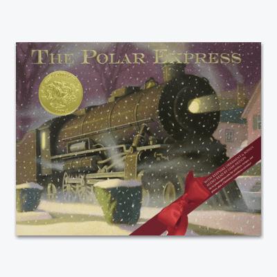 best-christian-christmas-books-for-children-kids-Polar Express
