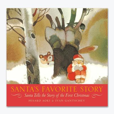 best-christian-christmas-books-for-children-kids-Santas-Favorite-Story