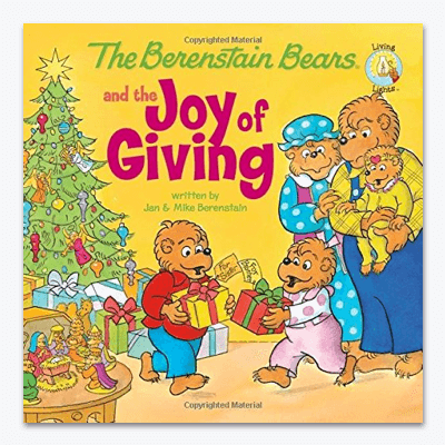 best-christian-christmas-books-for-children-kids-The-Berenstain-Bears-and-the-Joy-of-Giving