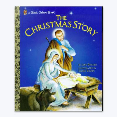 best-christian-christmas-books-for-children-kids-The-Christmas-Story
