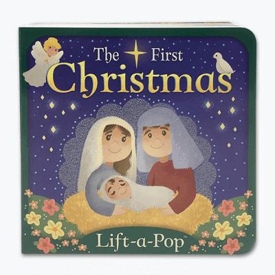 best-christian-christmas-books-for-children-kids-The-First-Christmas