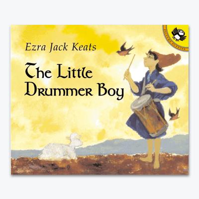best-christian-christmas-books-for-children-kids-The-Little-Drummer-Boy