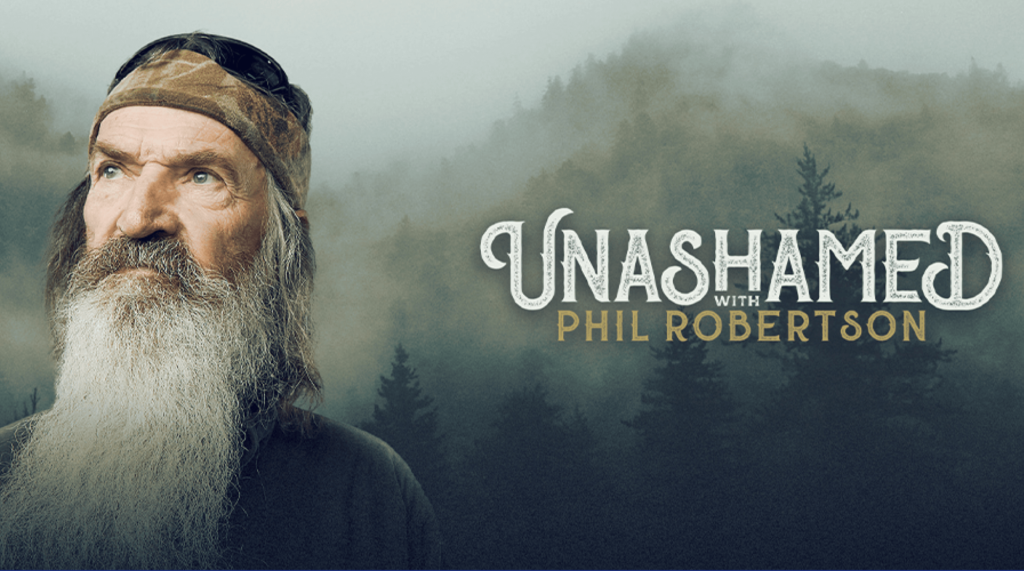 best-christian-podcasts-Unashamed-with-Phil-Robertson-app-fi