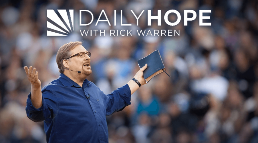 best-christian-podcasts-daily-hope-by-rick-warren-saddleback-church-fi