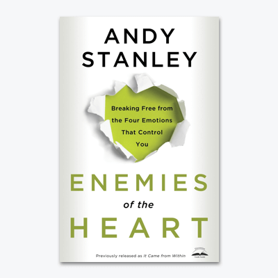 best-christian-books-Enemies-of-the-Heart-Breaking-Free-from-the-Four-Emotions-That-Control-You-andy-stanley