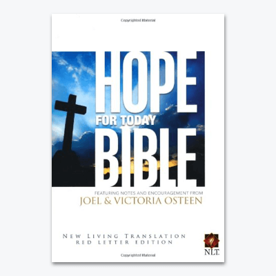 best-christian-books-Hope-for-Today-Bible-joel-osteen