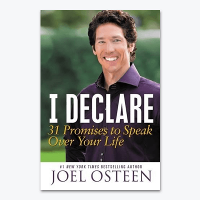 best-christian-books-I-Declare-31-Promises-to-Speak-Over-Your-Life-joel-osteen