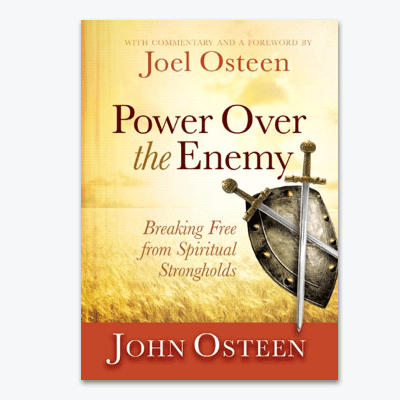 best-christian-books-Power-Over-The-Enemy-Breaking-Free-From-Spiritual-Strongholds-joel-osteen