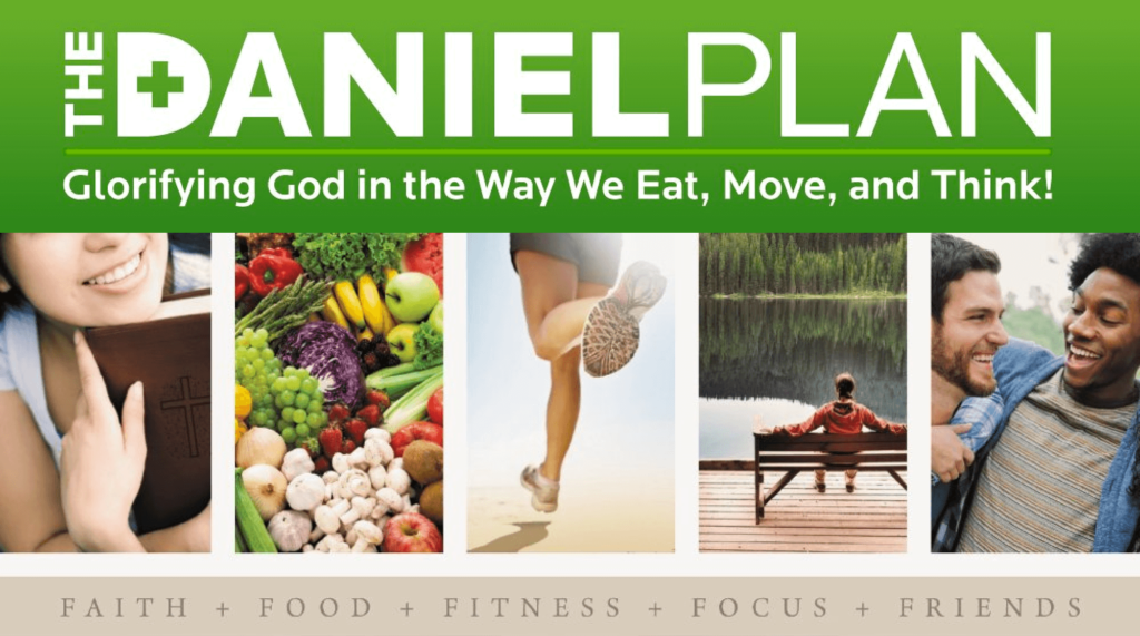 best-christian-courses-studies-The-Daniel-Plan-Hymann-Amen-Oz-Rick-Warren