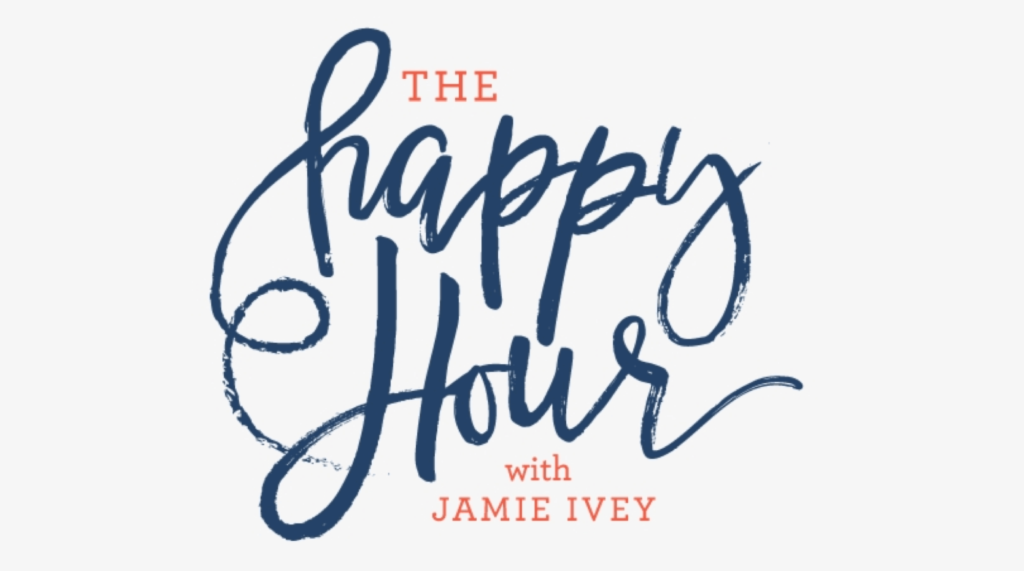 best-christian-podcasts-The-Happy-Hour-podcast-with-Jamie-Ivey